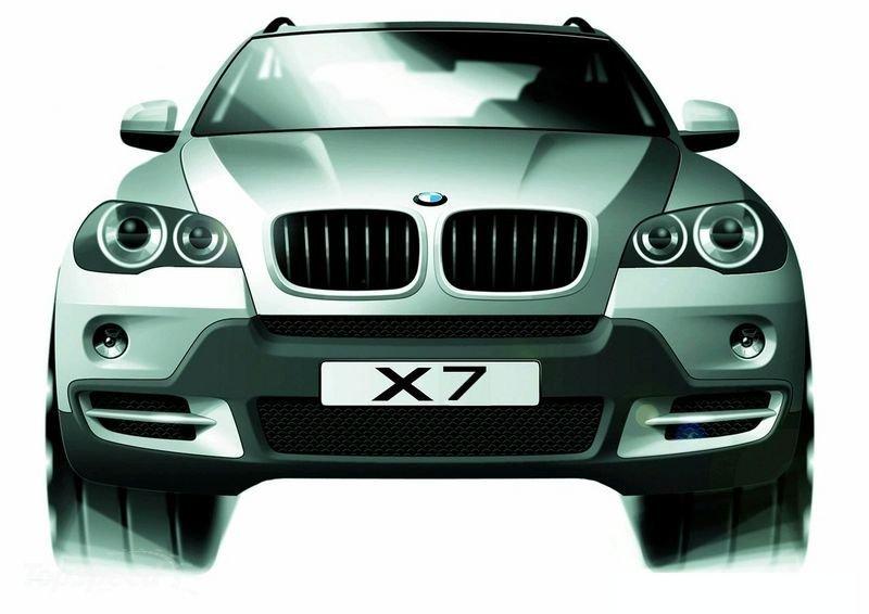 اسعار ومواصفات سيارة بي ام دبليو X7 Arab Shift