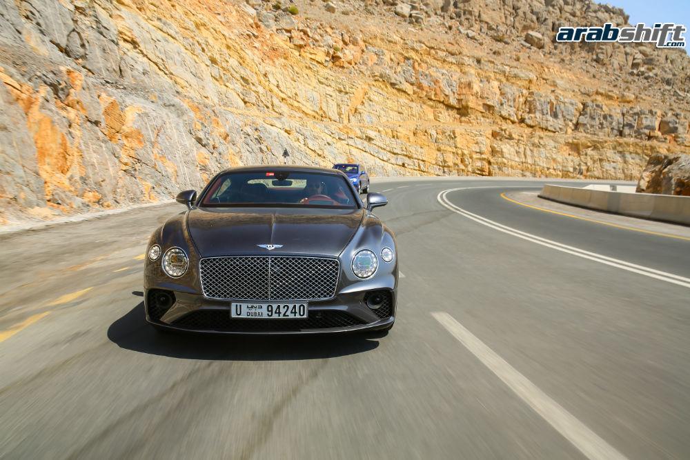 Bentley Continental GT & Bentayga V8 Press Drive-31-w1000-h1000