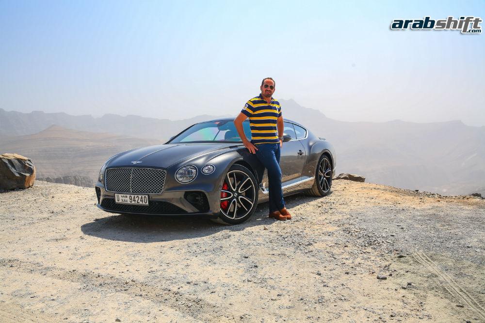 Bentley Continental GT & Bentayga V8