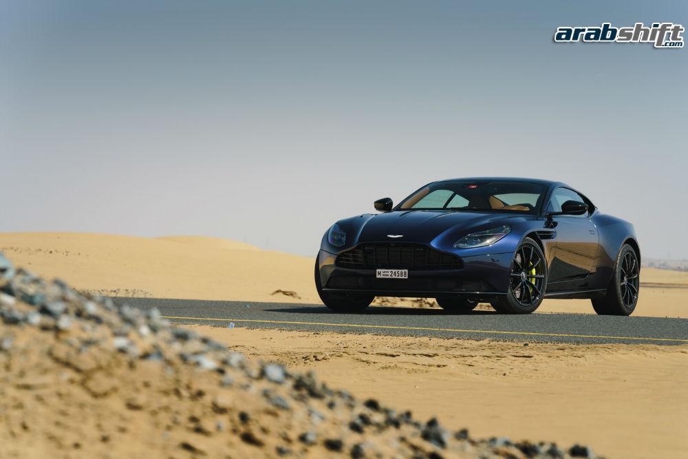 سيارات استون مارتن DB11