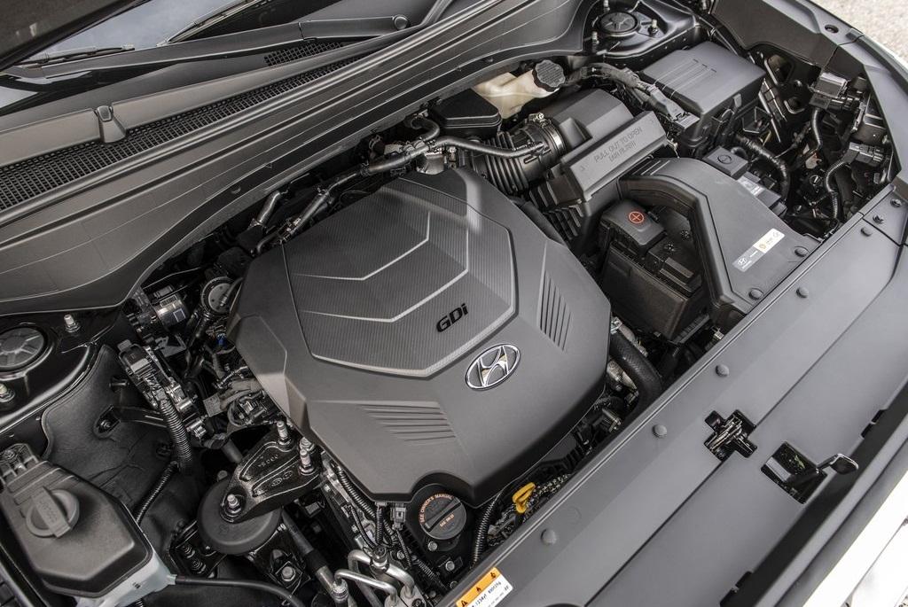 محرك هونداي باليسايد 2020