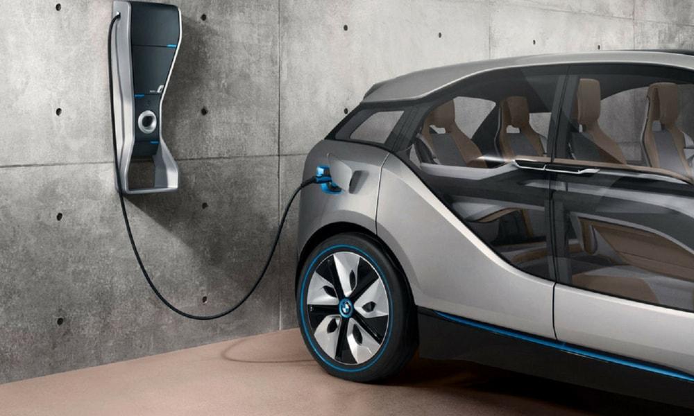 الشحن المنزلي للسيارات الكهربائية