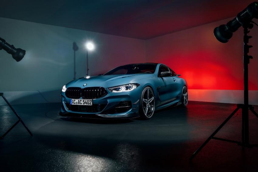 BMW الفئة الثامنة بتعديل مميز من شركة AC Schnitzer