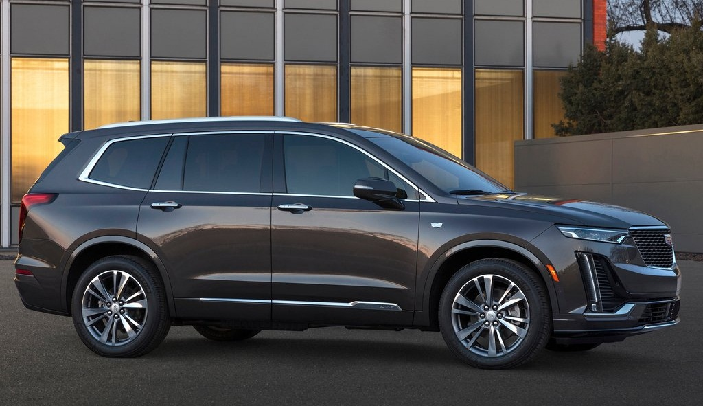 كاديلاك XT6 2020 تكشف عن نفسها خلال معرض ديترويت للسيارات 2019