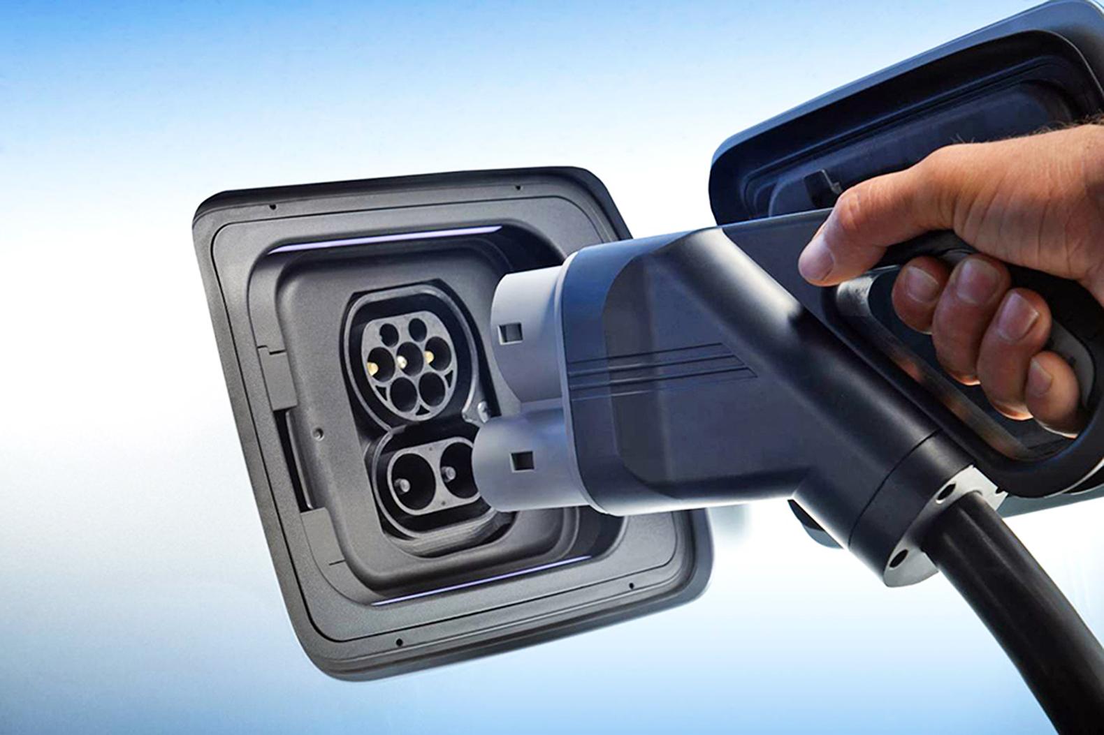 مدى شحن السيارات الكهربائية