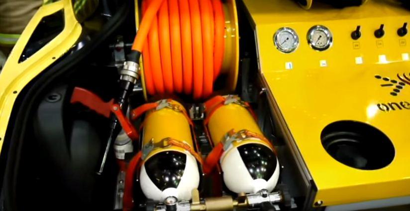 مواصفات سيارة الاطفاء في دبي
