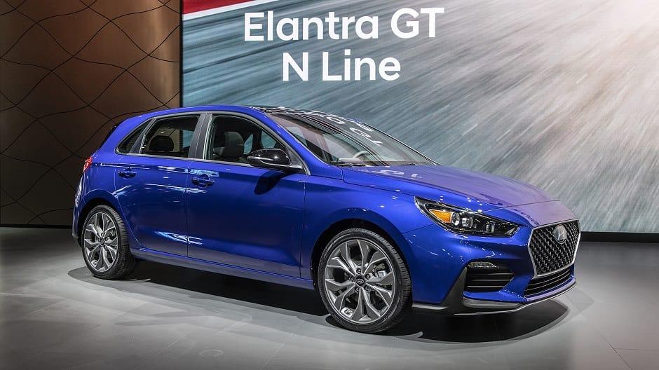 هيونداي النترا 2019 ظهرت بنسخة GT N Line ضمن فعاليات معرض ديترويت للسيارات 2019