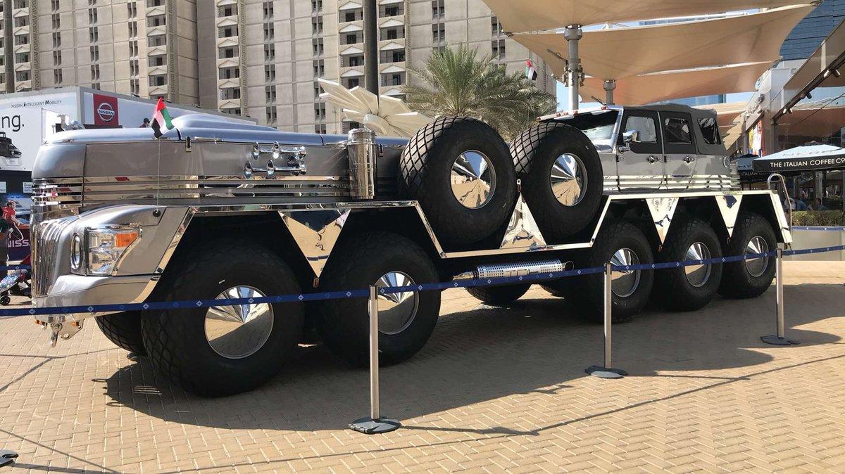 اكبر سيارة suv