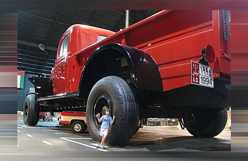 اكبر شاحنة بالعالم