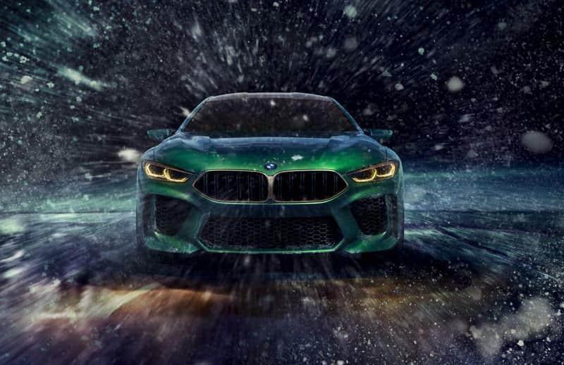 سيارات بي ام دبليو إم 8 جران كوبيه 2020