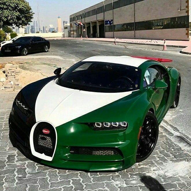 سيارة بوغاتي فيرون للامير حمدان بن محمد بن راشد آل مكتوم ولي عهد دبي