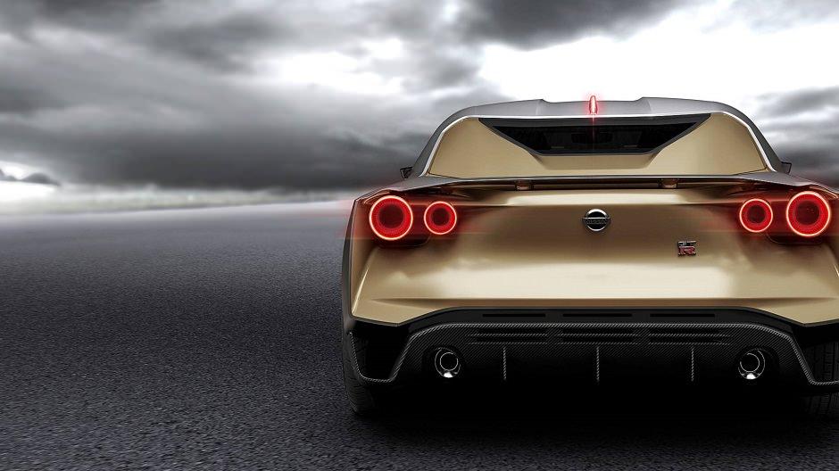 سيارة GT-R50