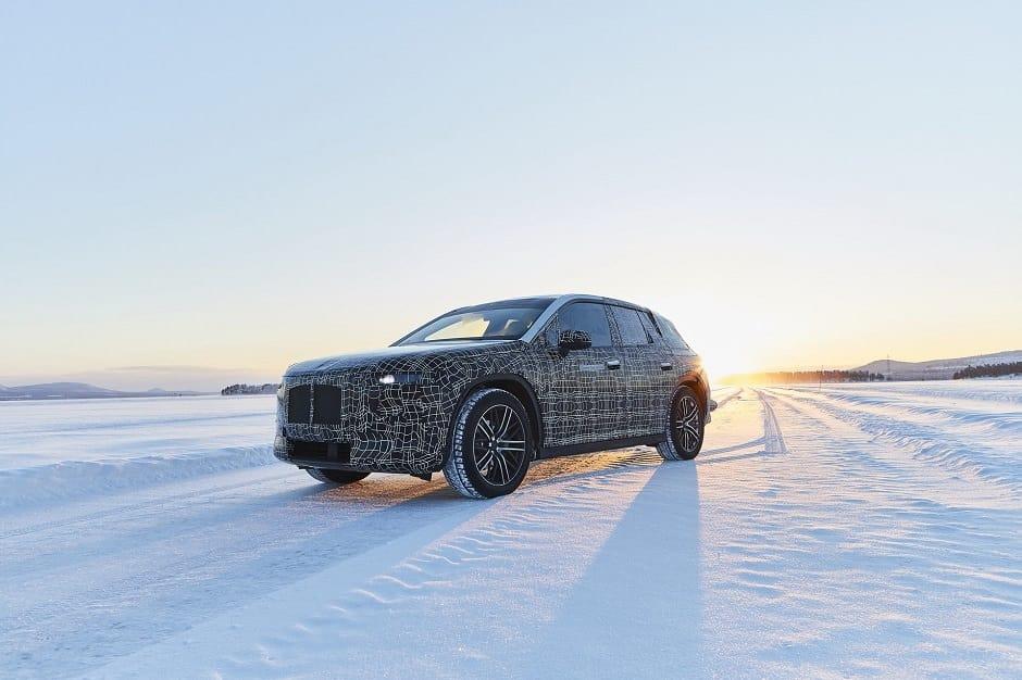 صور تشويقية للسيارة الألمانية BMW iNext