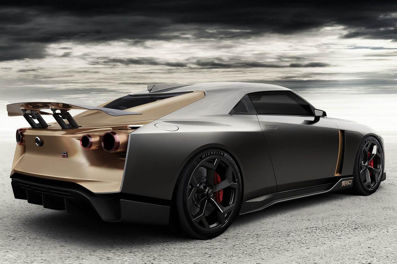 مواصفات نيسان GT-R50