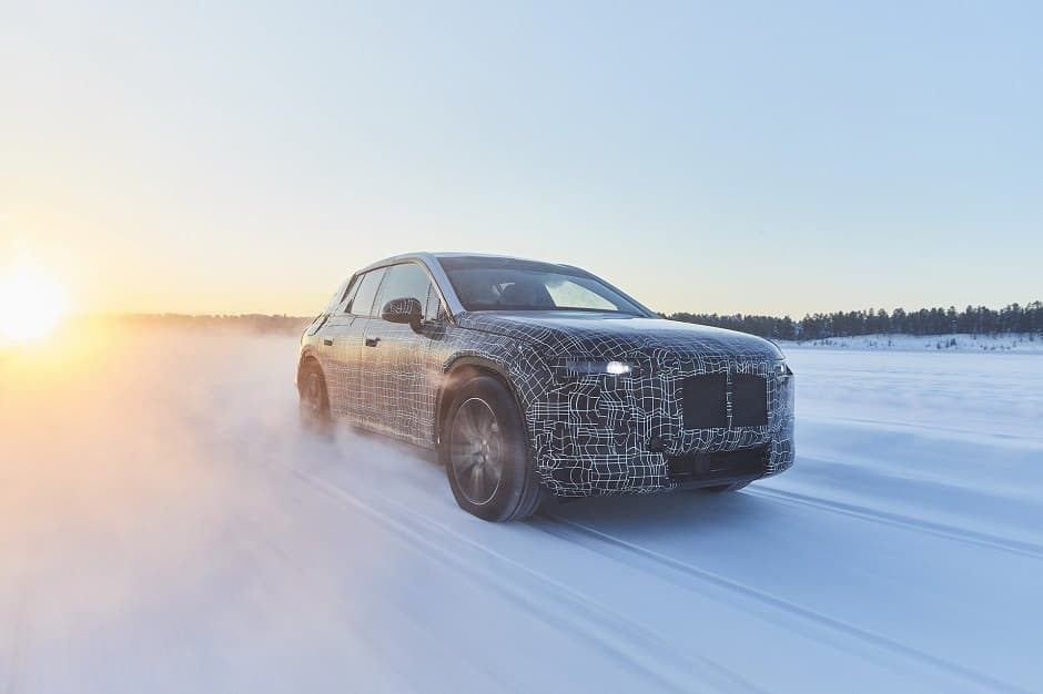 BMW iNext الكهربائية