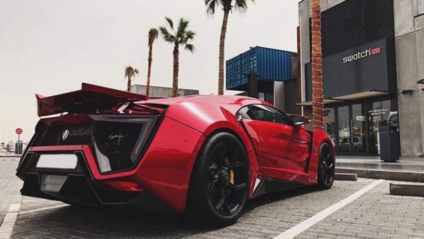 تعرفوا على أهم السيارات التي صنعت في الامارات