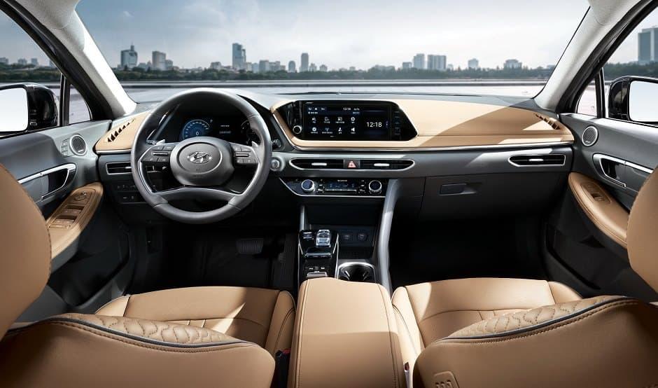 داخلية Hyundai Sonata 2020