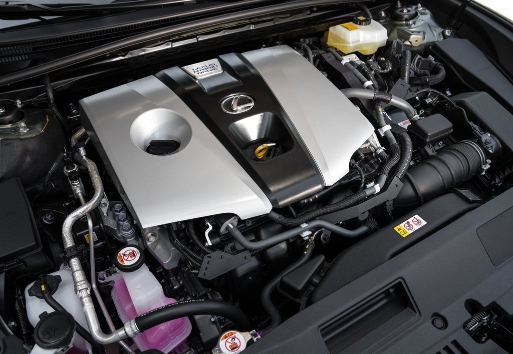 محرك لكزس ES 2019
