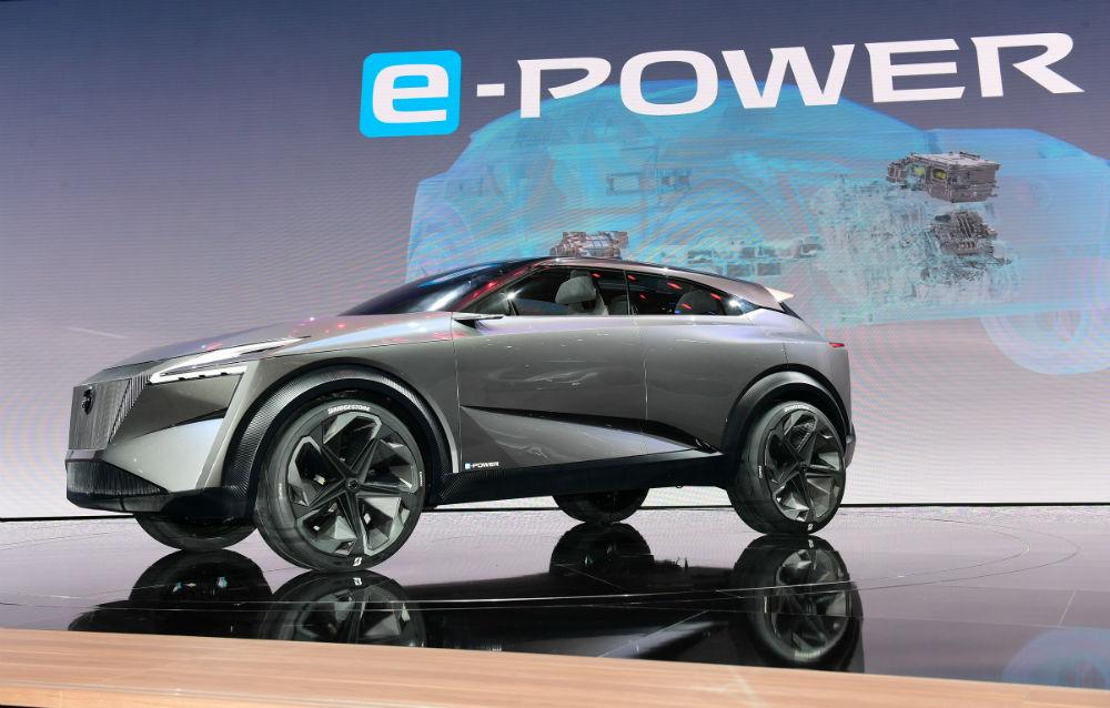 نيسان تطلق مفهوم IMQ في معرض جنيف للسيارات 2019