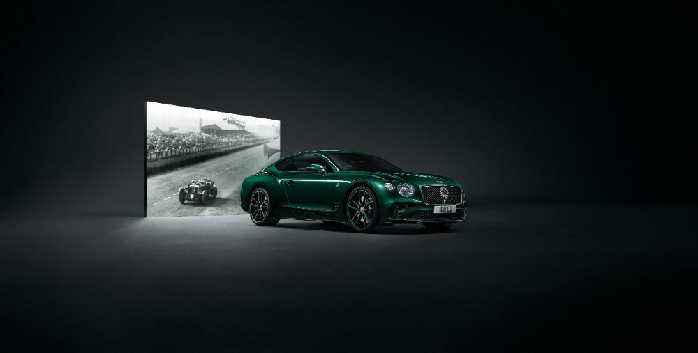 Continental GT No 9 Edition