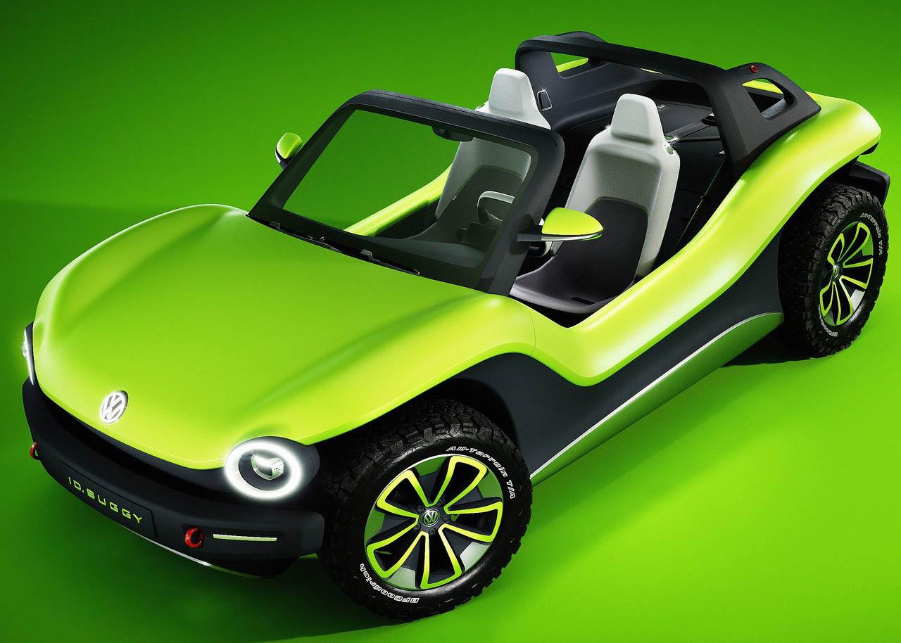 سيارة كهربائية من فولكس واجن ID باجي