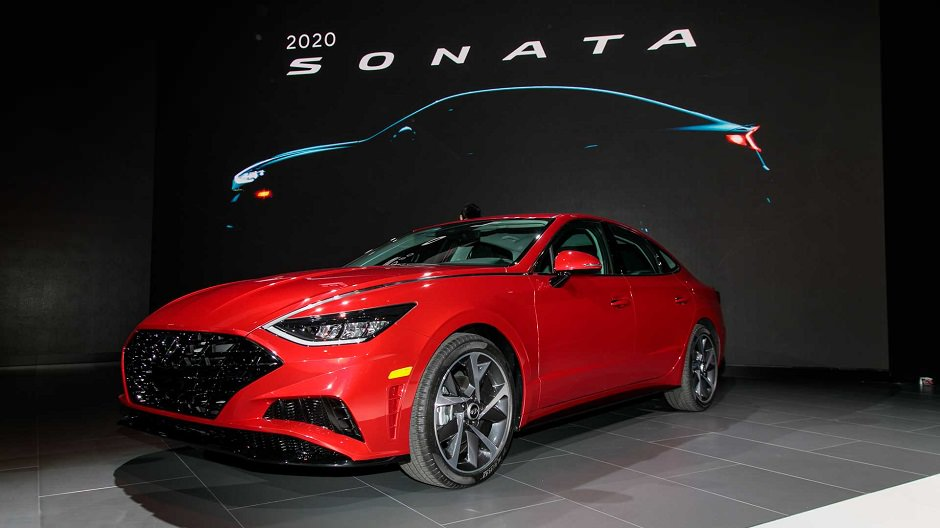 سيارة Sonata 2020
