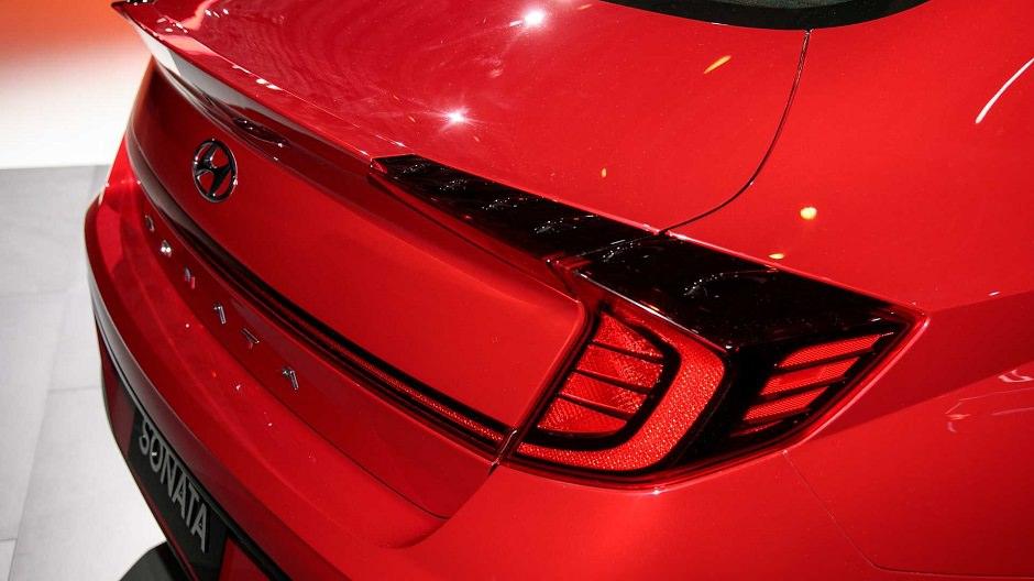 مصابيح سيارة Sonata 2020