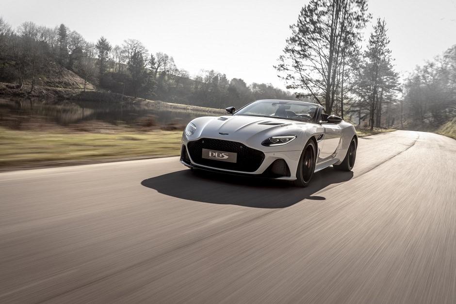 الكشف الرسمي عن أسرع سيارة كشف إنتاجية من أستون مارتن