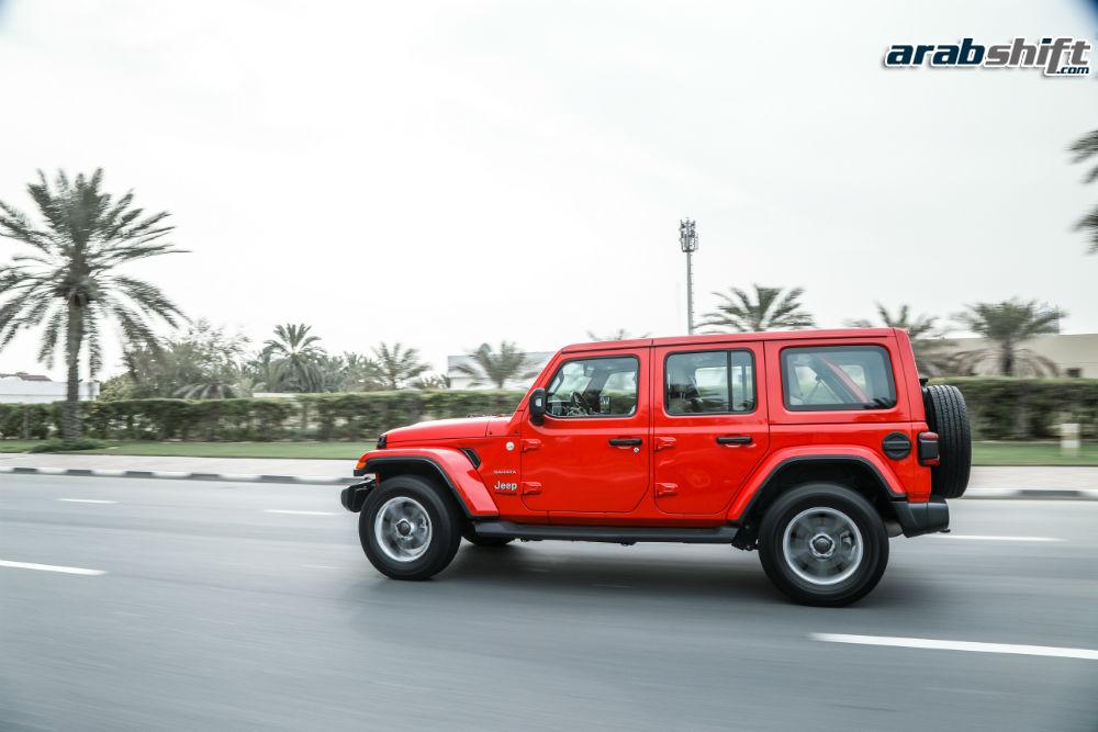 صور Jeep Wrangler 2019