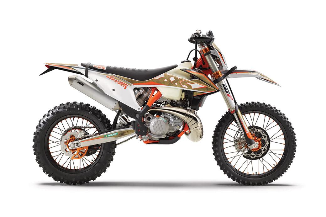 الدراجات النارية 2020 EXC