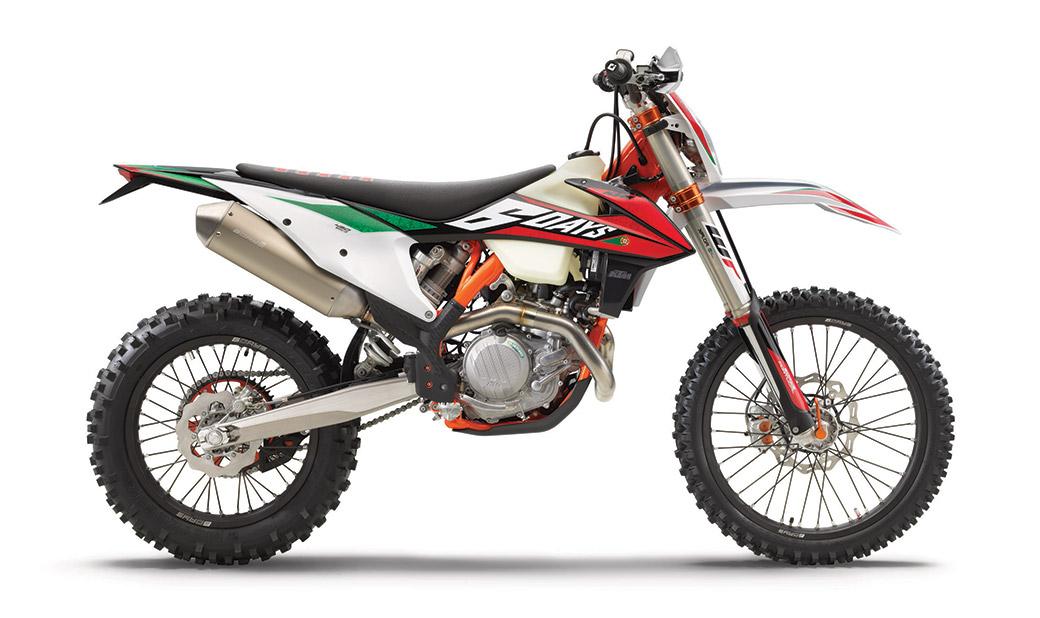 صور الدراجات النارية 2020 EXC