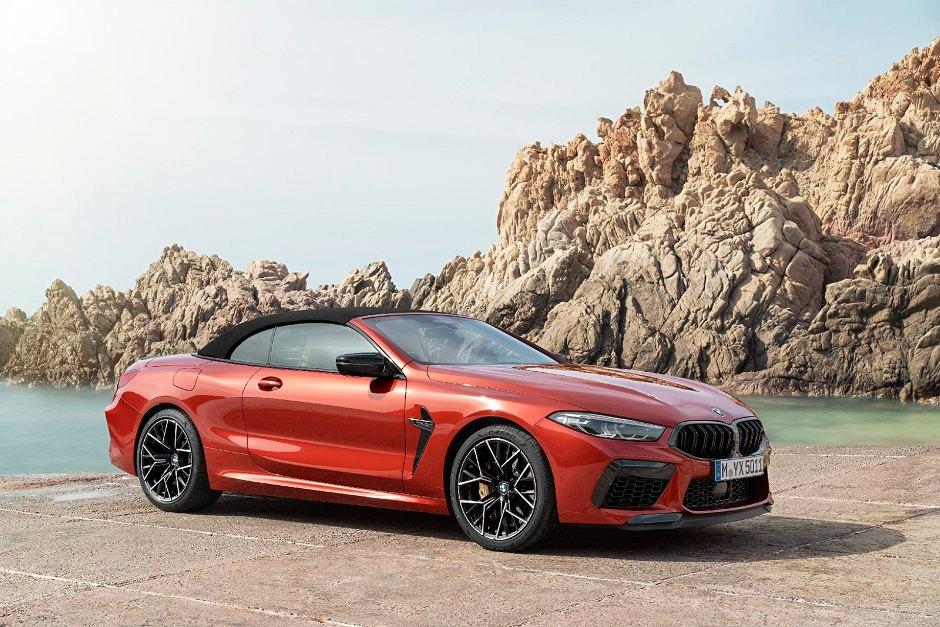 BMW ام 8 كشف