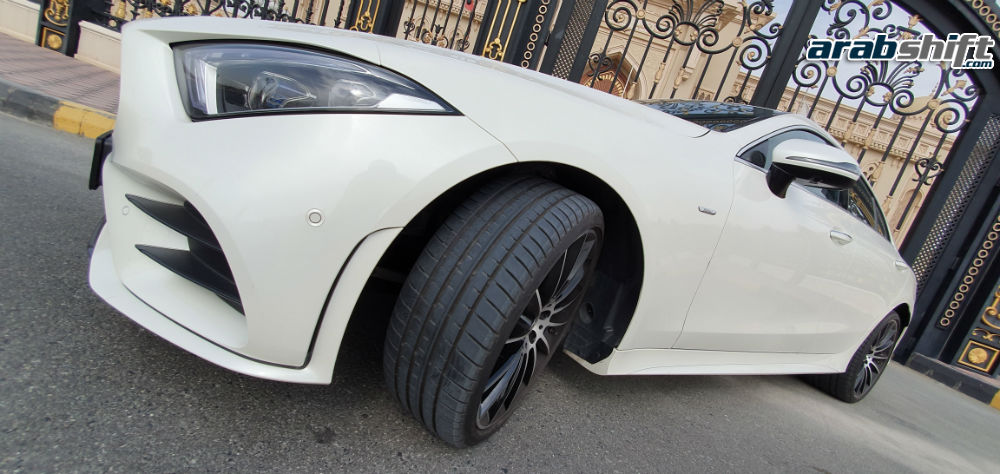 جنط مرسيدس 350 AMG CLS 2019