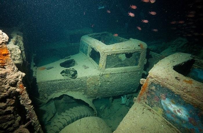 سيارات الحرب العالمية الثانية