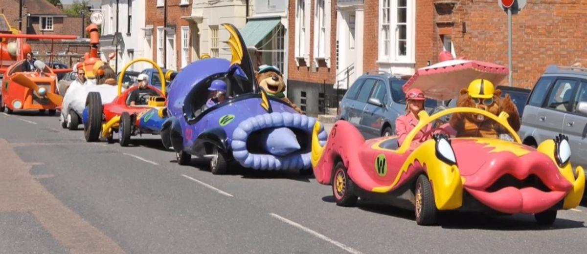سياراتWacky Races