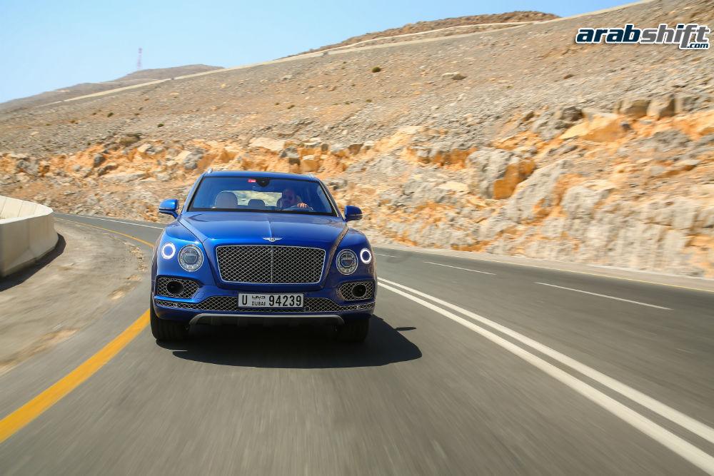 Bentley Continental GT & Bentayga V8 Press Drive-18-w1000-h1000