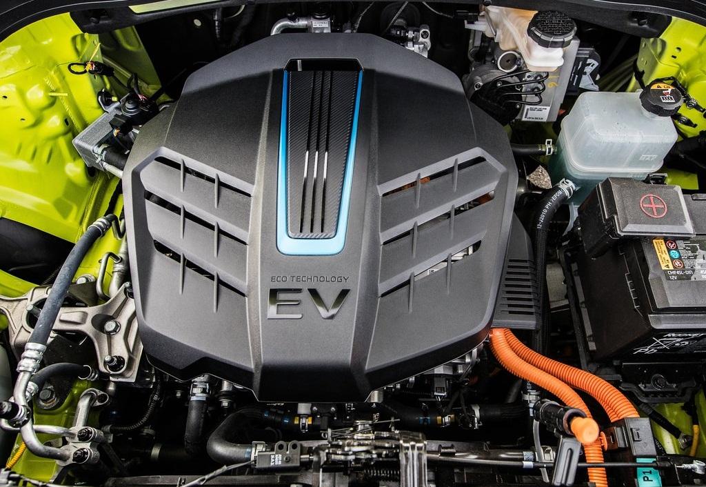 محرك كيا سول EV 2020