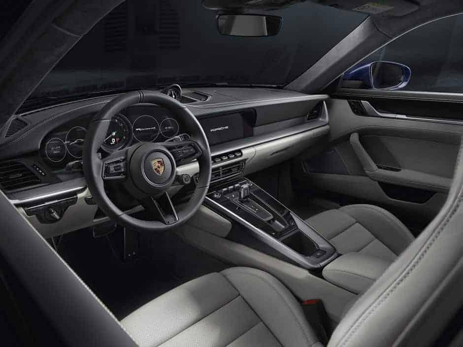 داخليو بورش 911 2020 الجديدة