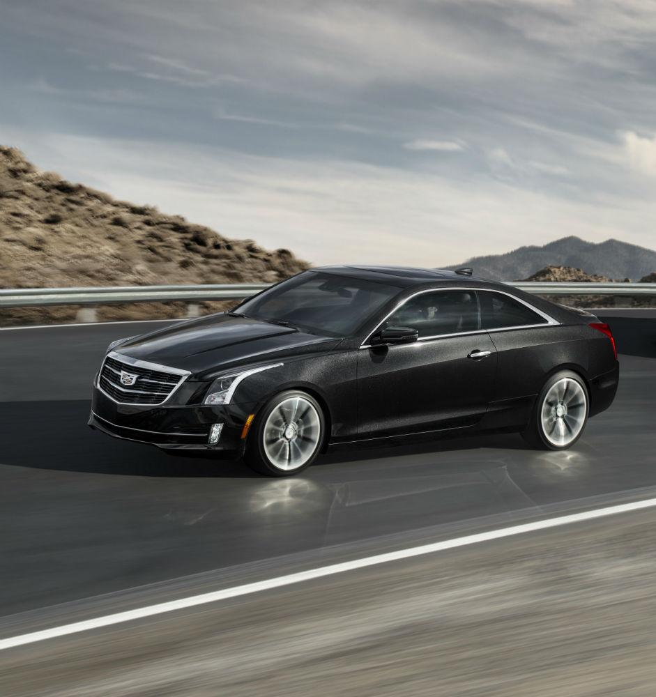 Cadillac ATS 2019