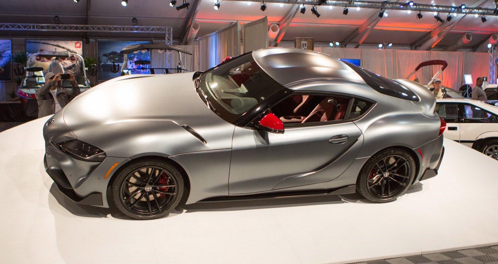 تويوتا Supra 2020 تباع مقابل مبلغ لايصدق تعرف عليها عبر هذا المقال