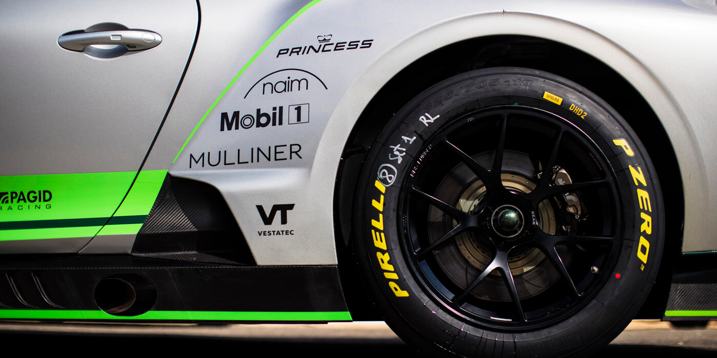 جنط Bentley Motorsport