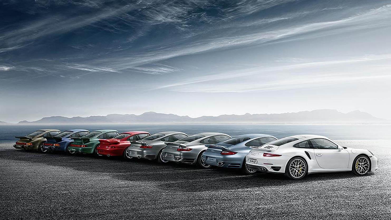 سيارات بورش