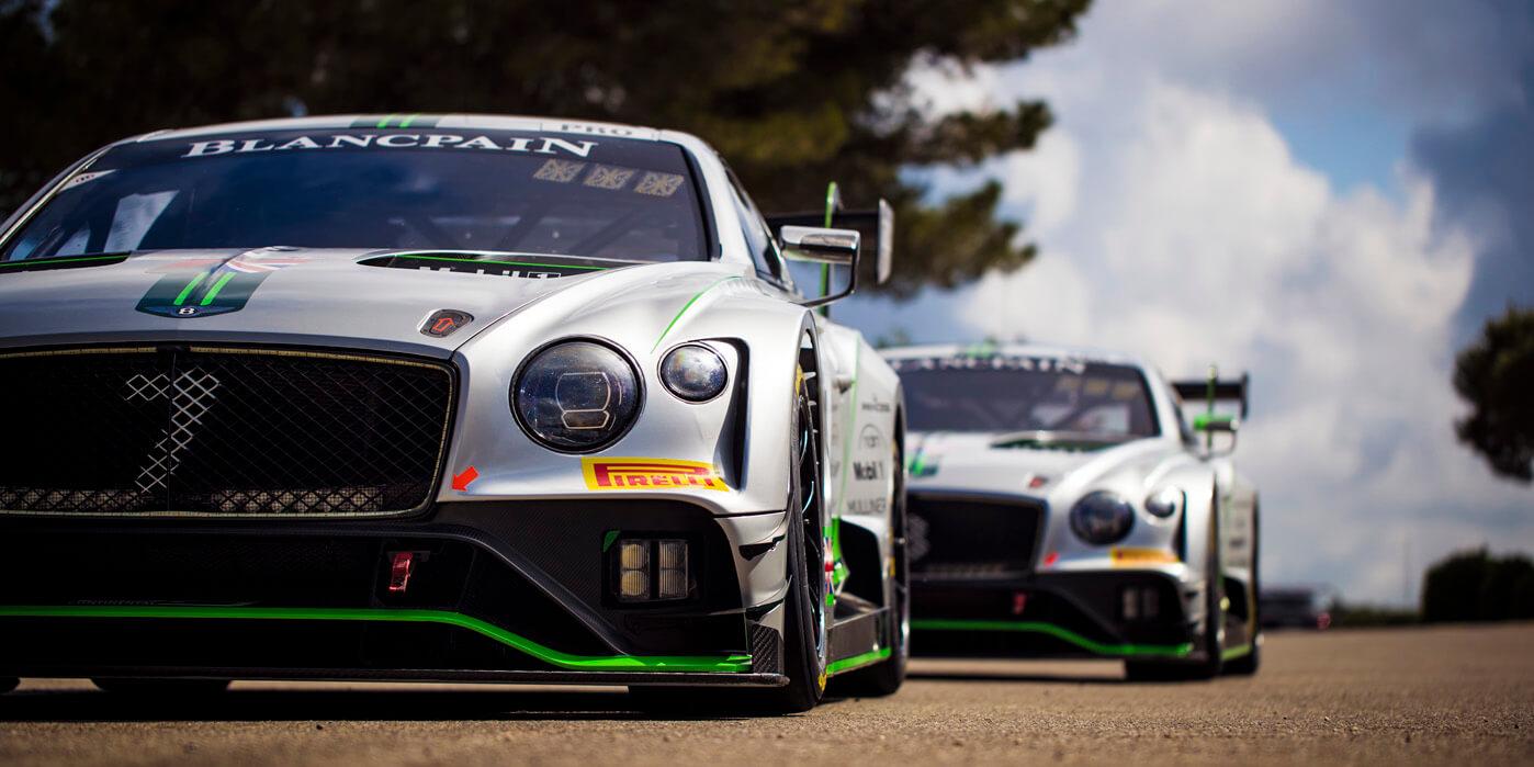سيارة Bentley Motorsport