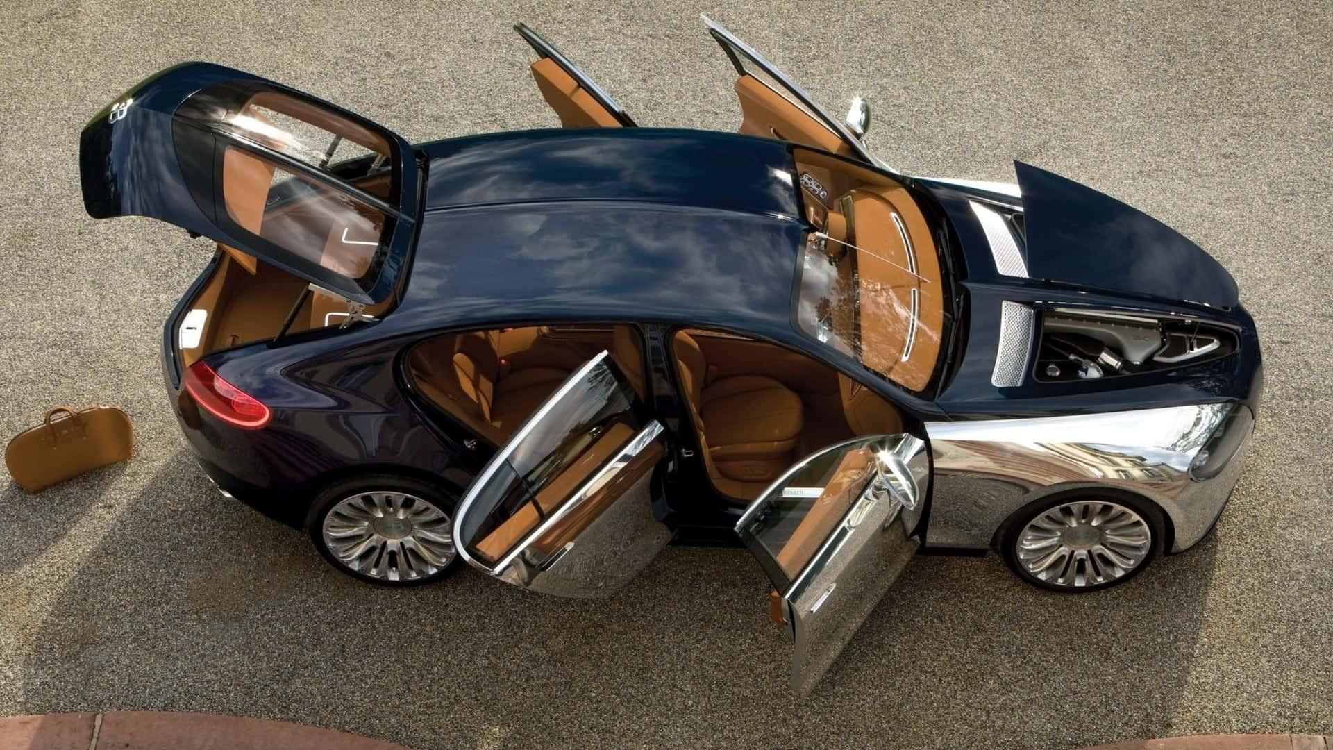 سيارة بوغاتي رويال الكهربائية ستكون الأسم القادم من شركة بوغاتي