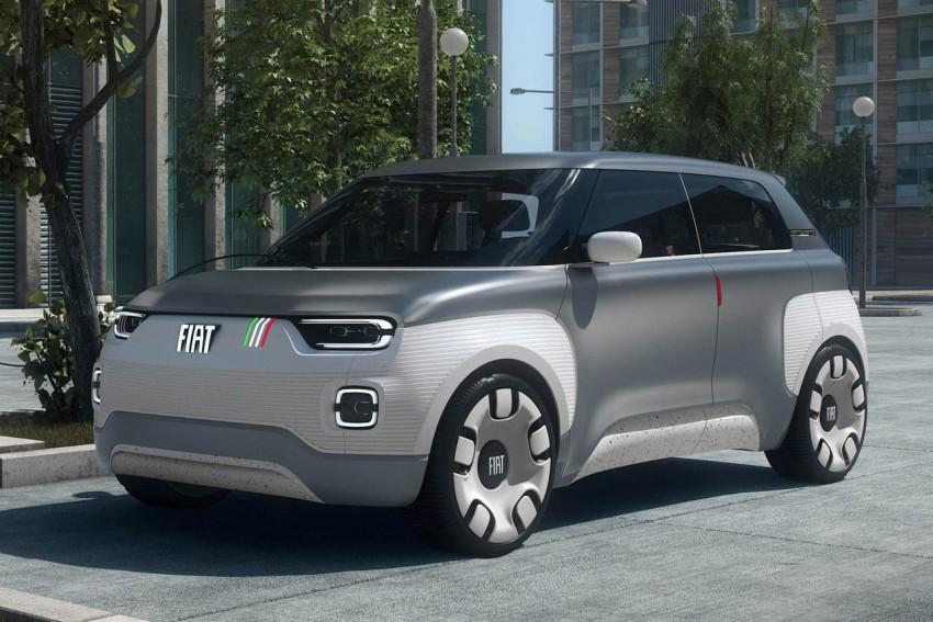 فيات سينتوفينتي التجريبية تظهر لأول مرة خلال معرض جنيف للسيارات 2019