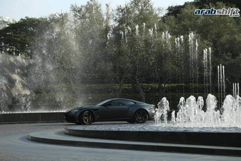 Aston Martin DBS Superleggera 2