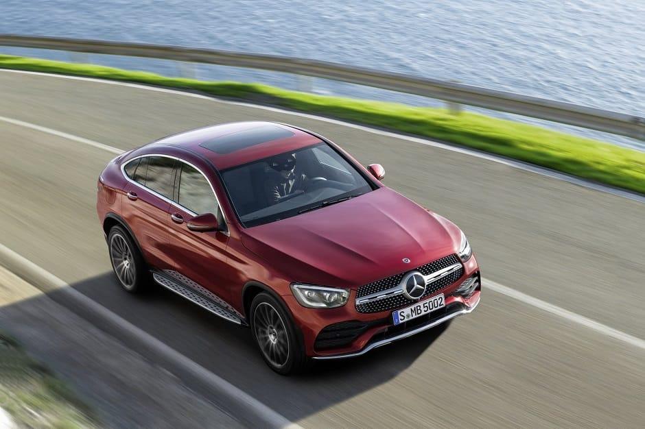 Mercedes GLC 2020 Coupe