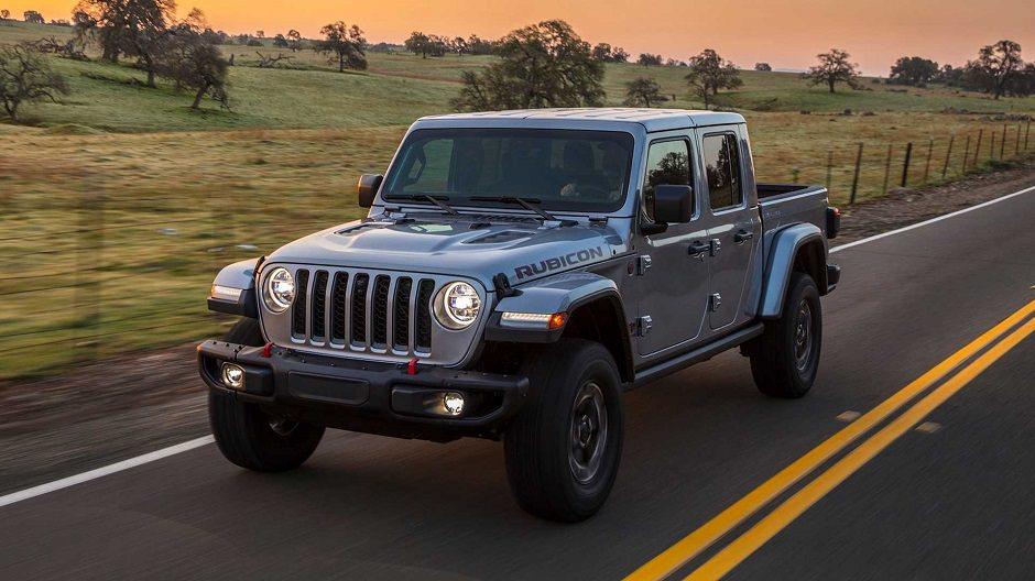 سعر Jeep Gladiator