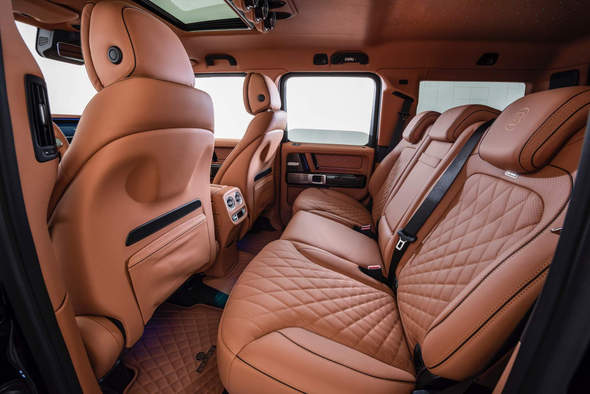 مقاعد مرسيدس G63 AMG