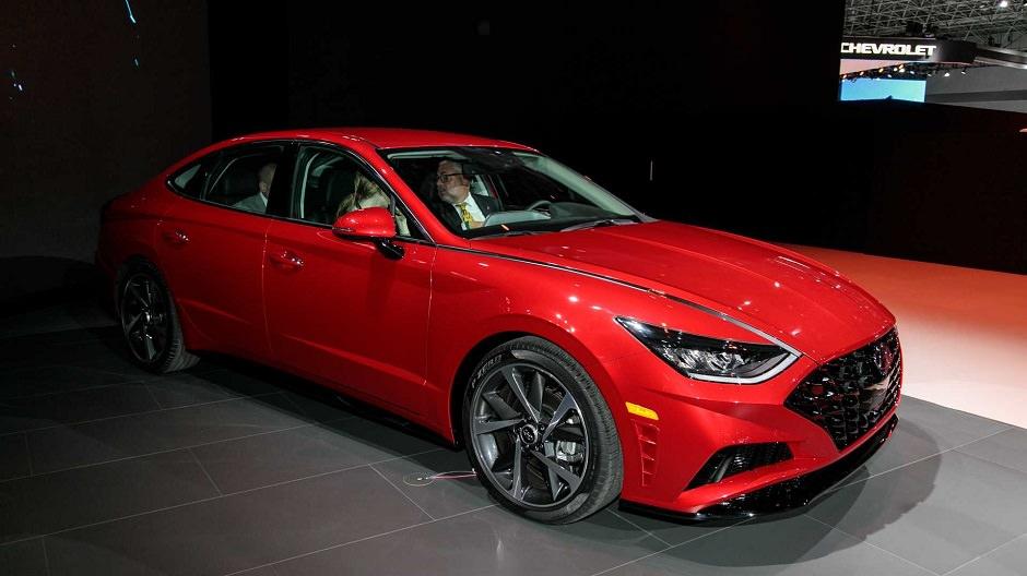 مميزات سيارة Sonata 2020